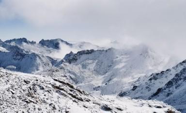 【都友晒照】美丽的雪山风景!